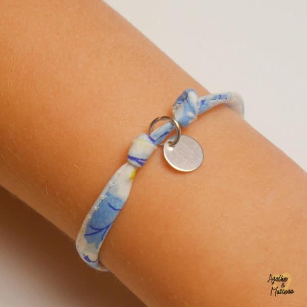 bracelet liberty enfant Agathe et Marceau