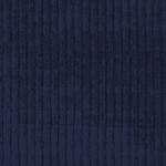 Velours grosses côtes Bleu Marine